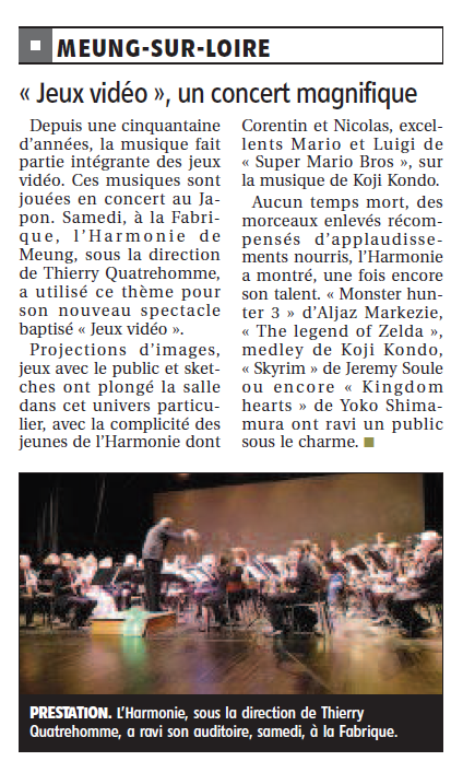 article république du centre 28 mars